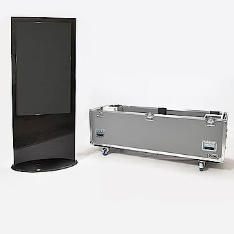 Transport case for Swedx digital signage screen blade i19094002